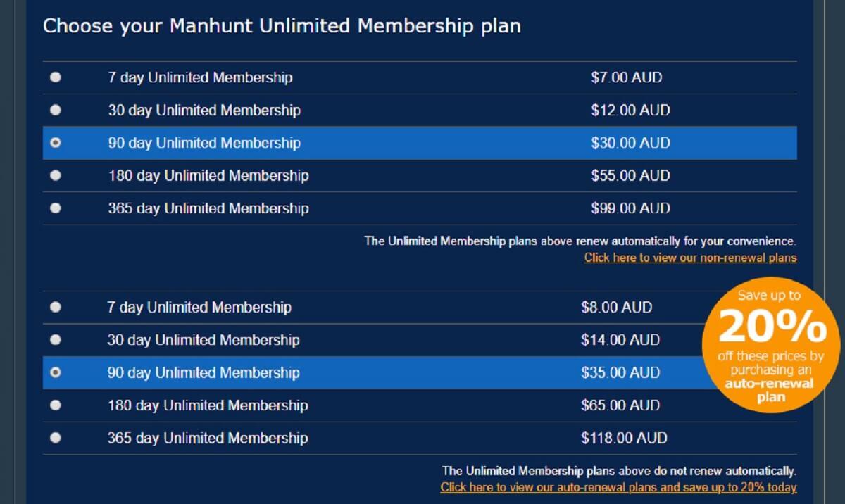 Manhunt Premium