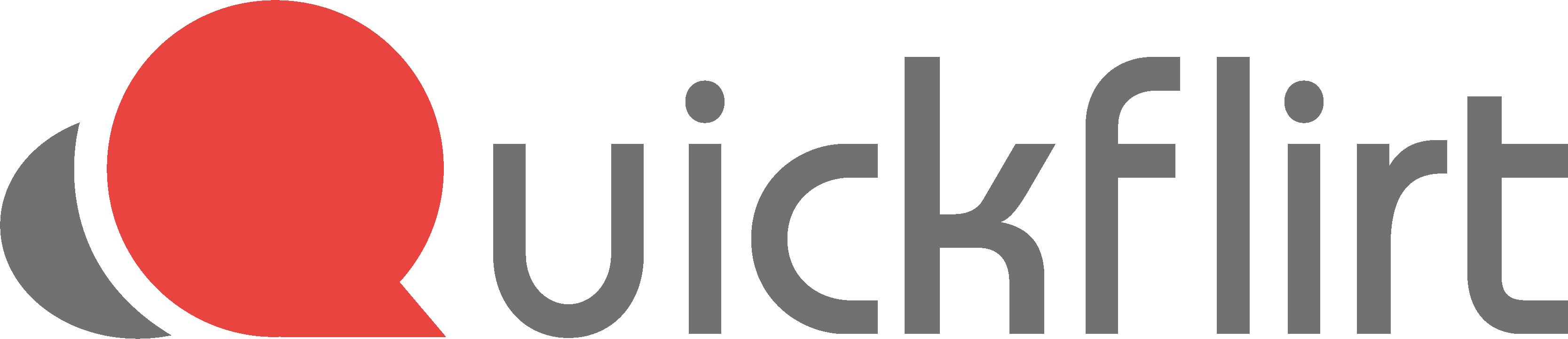 QuickFlirt Logo