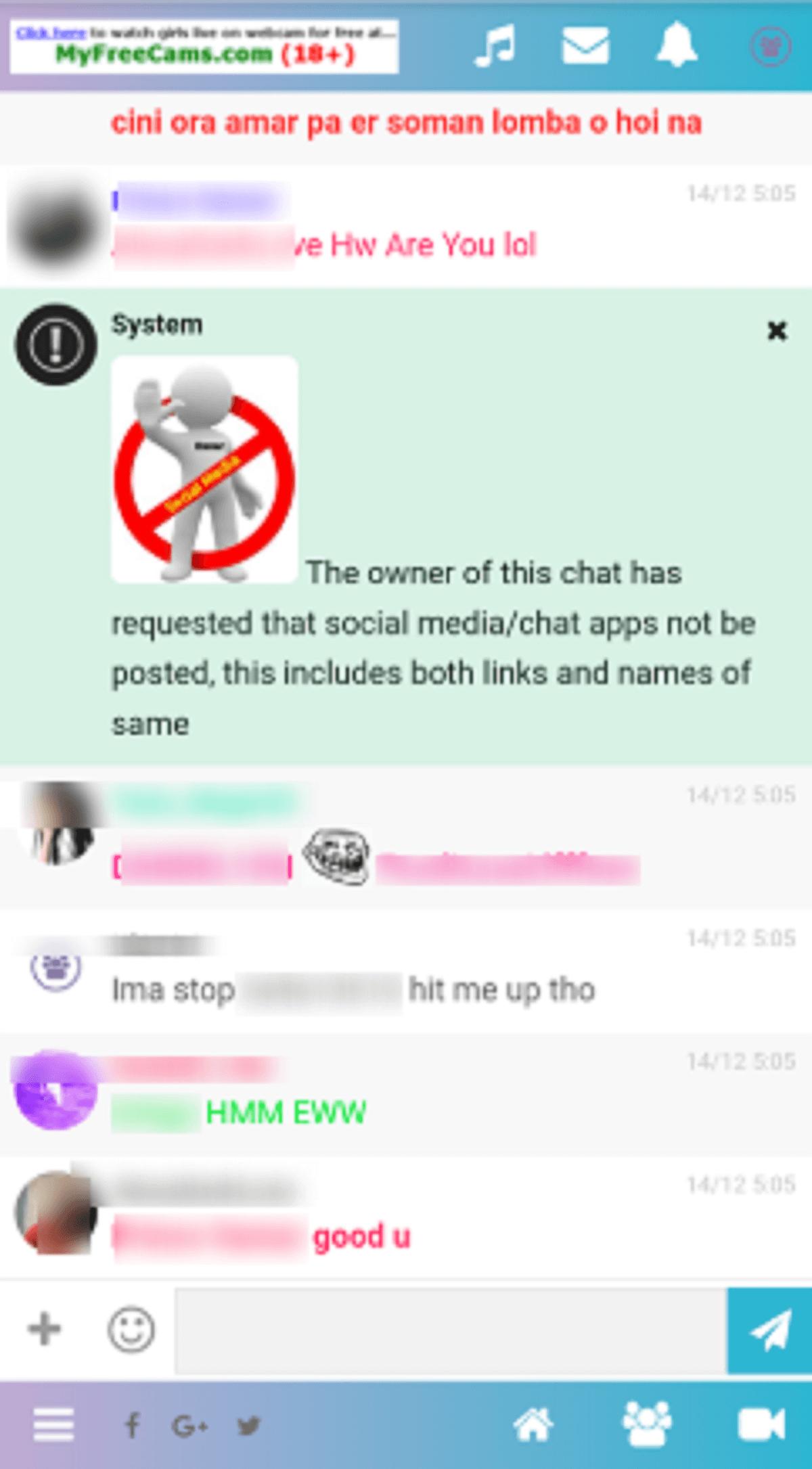 TeenChatMobile