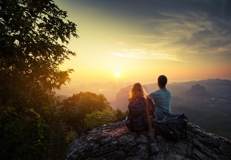 NYE AU NZ Sunrise Couple