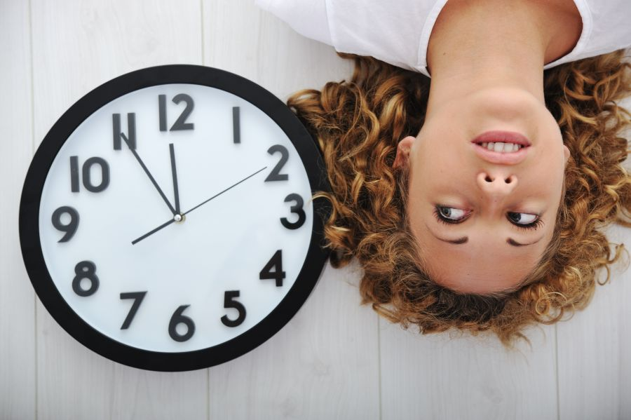Women Worried Her Ticking Clock