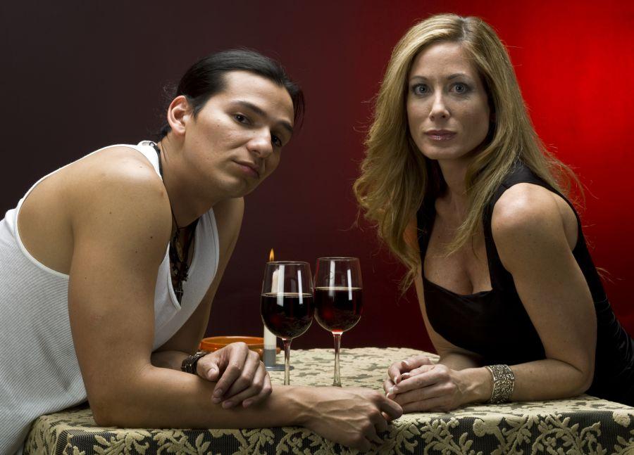 Stigma of dating older women