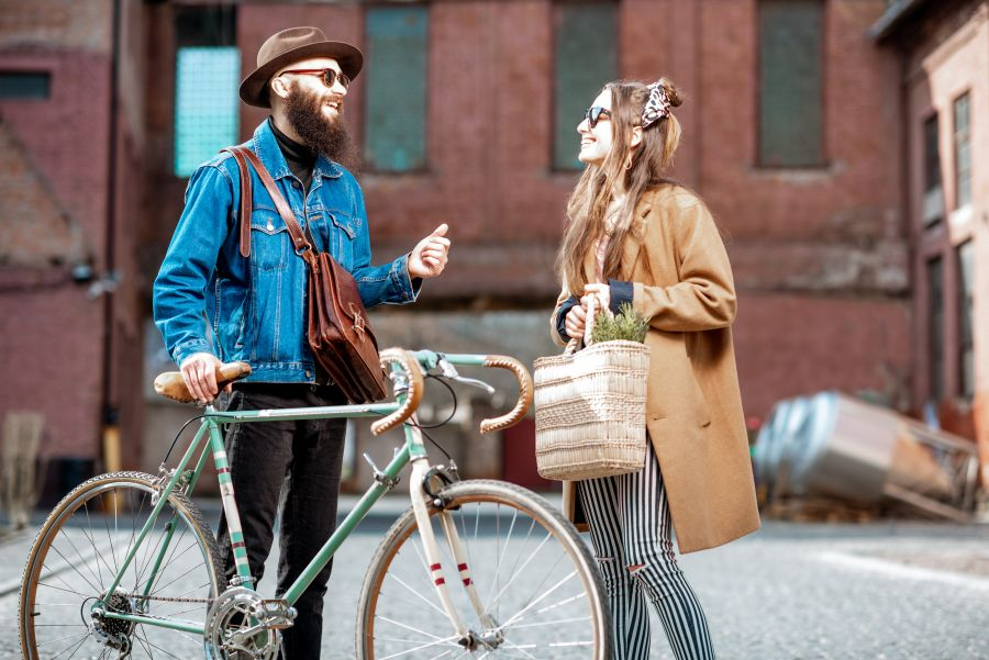 Jewish Couple Meet