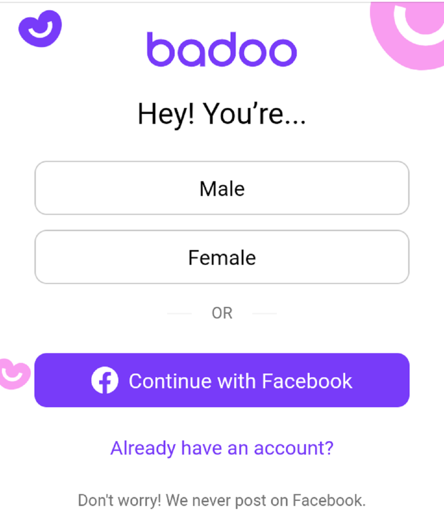 badoo free dating app app