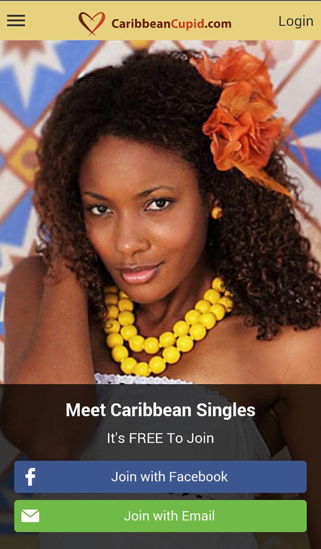 CaribbeanCupid App