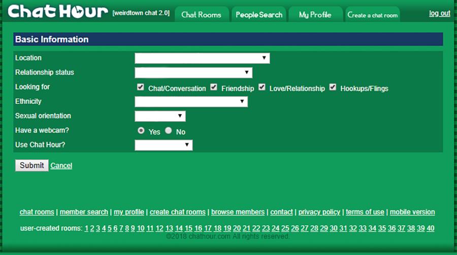 Chat Hour Edit Profile 1