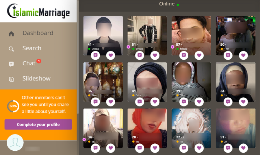 islamicmarriage profile