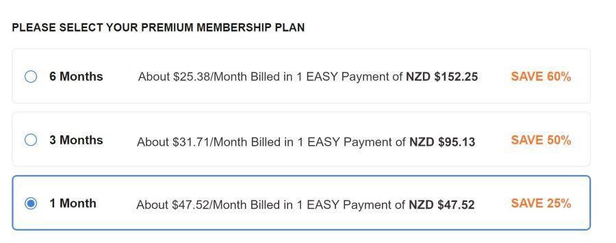 LargeFriends NZ Cost