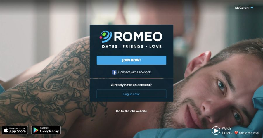 PlanetRomeo Sign Up