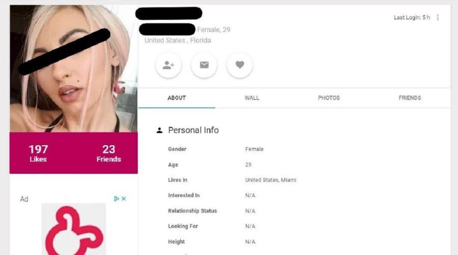 Waplog Profile