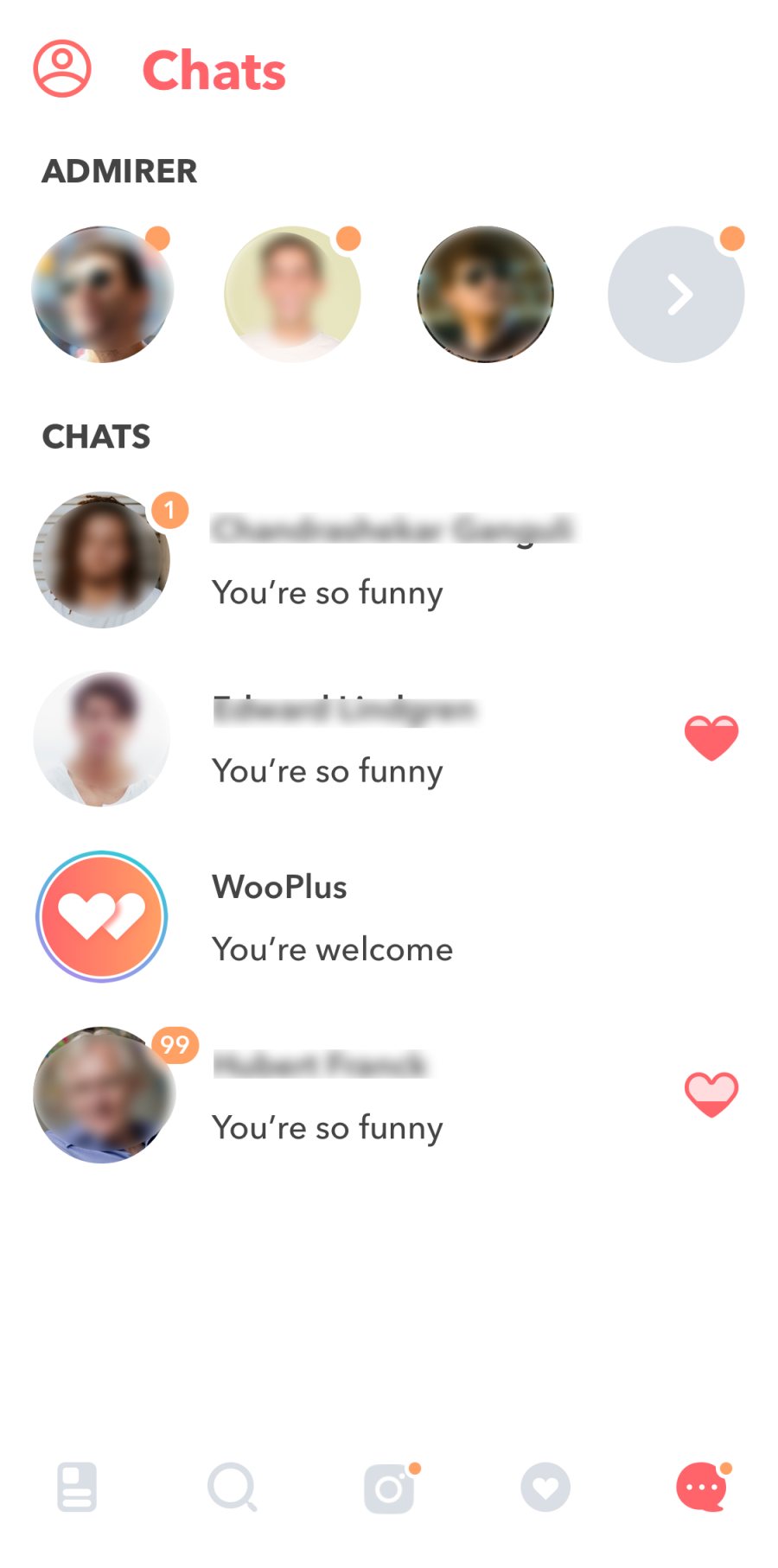 WooPlus Chat